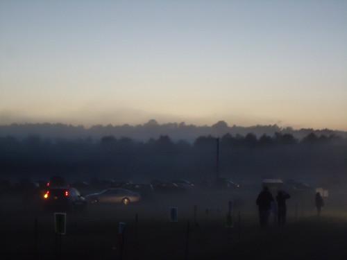 fog drifts