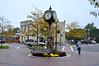 Downtown Dexter and Clock Tower Fall 2012 Photo by Michigan Municipal League