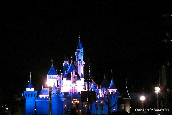 Disneyland - Night