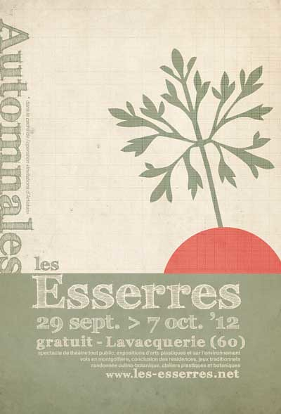Les Esserres - Automnales 2012