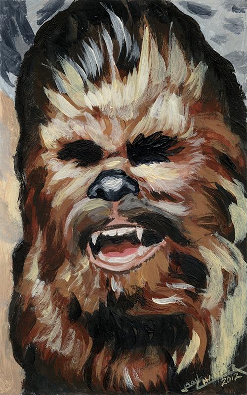 Chewbacca's Roar