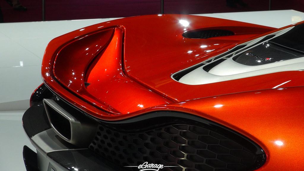 8034743125 bd7c4a207e b eGarage Paris Motor Show McLaren P1 Wing