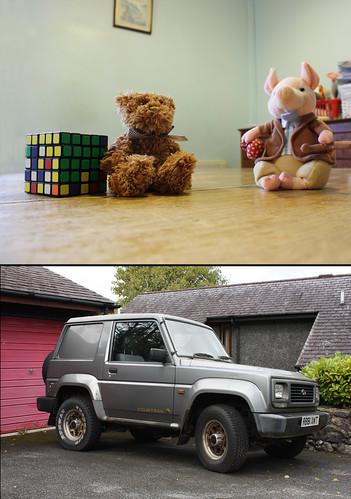 Toys & Daihatsu originals
