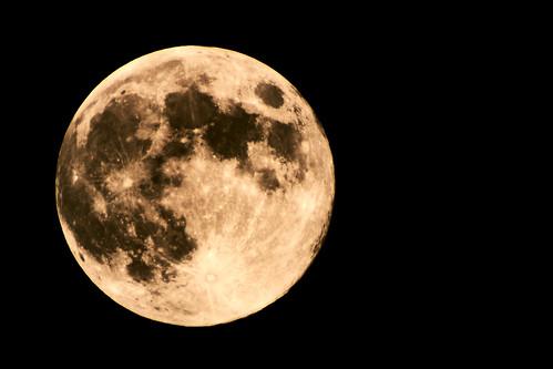 Harvest Moon September 2012