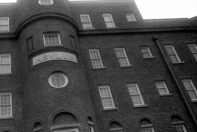 South Carolina State Hospital, Oct. 2012