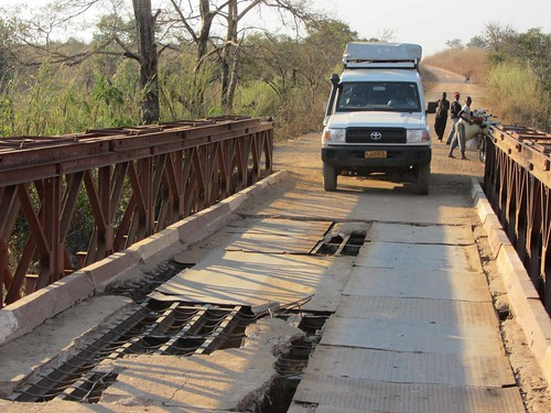 standard bridge from colonial era