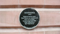 Photo of Black plaque number 11599