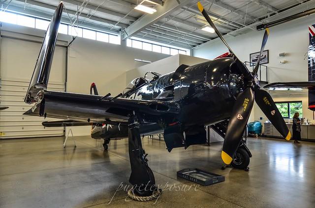 Historic Flight Foundation F8F Bearcat