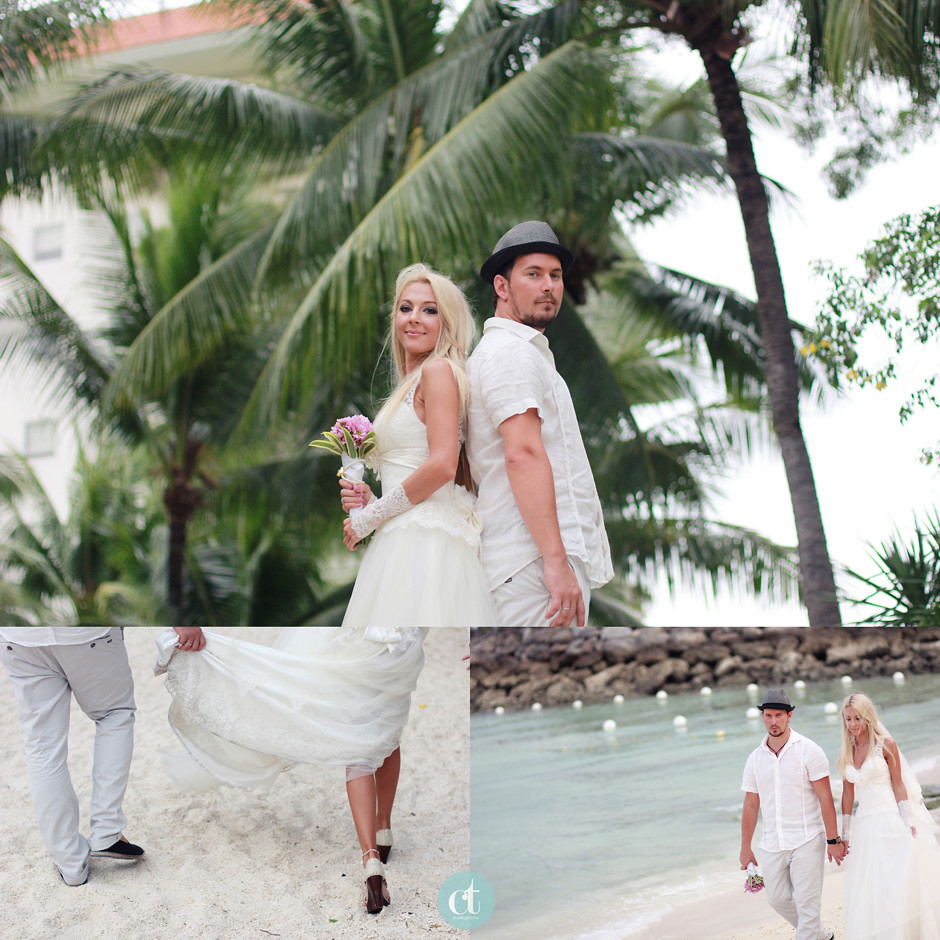 Russian Couple Cebu Post-Wedding, Mactan Shangrila Hotel