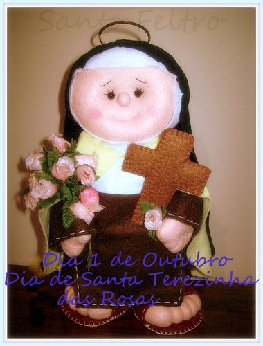 Viva Santa Terezinha das Rosas!!! by edilmarasantiago