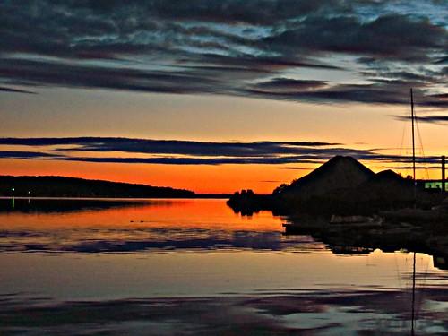 ontario canada sunrise midland autofocus midlandharbour