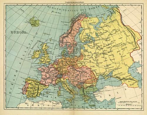 012-Europa-Atlas Geográfico Universal –Paluzie 1883