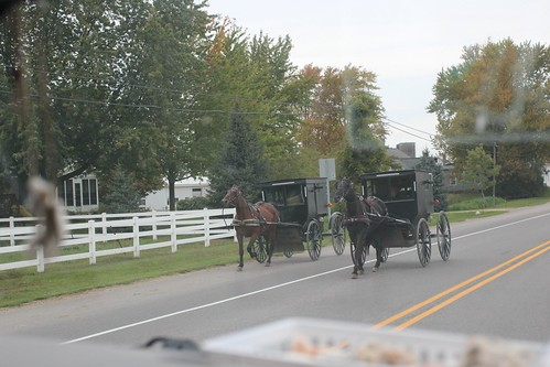Day 60: Driving east into Amish and Mennonite country.