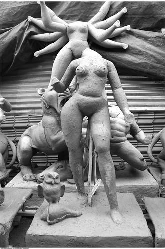 Lakshmi and Durga