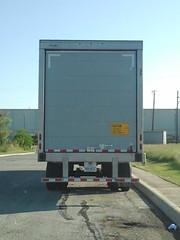 UPS 53 ft. Trailer