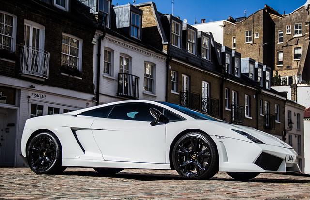 Lamborghini gallardo 560-4