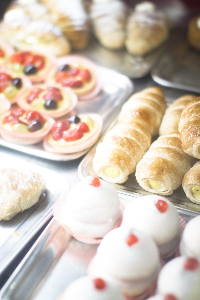 Italian pastries in Basilicata, Italy3