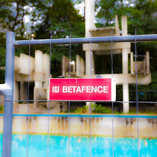 Betafence; copyright 2012: Georg Berg