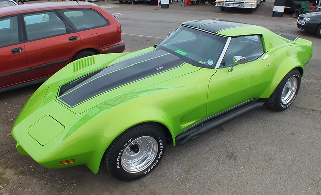 C3 Corvette Stripes | Autos Weblog