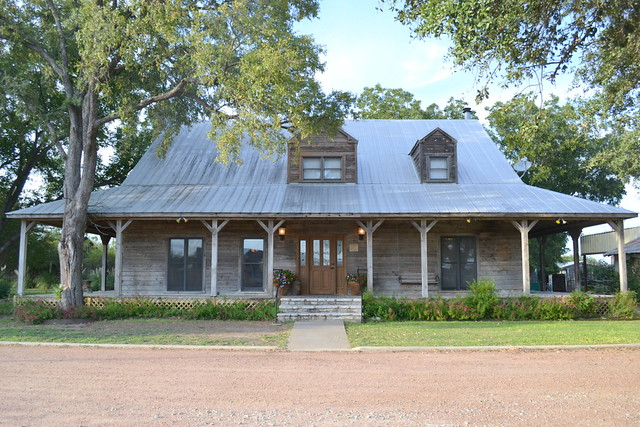 The Big House at Cotton Gin Village