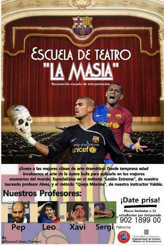 Escuela Teatro La Masia