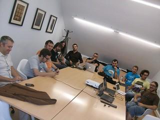 GBEERS Sevilla 4 de Octubre de 2012