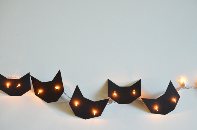 black cats and friendly ghosts