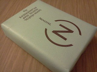 Novotel Soap