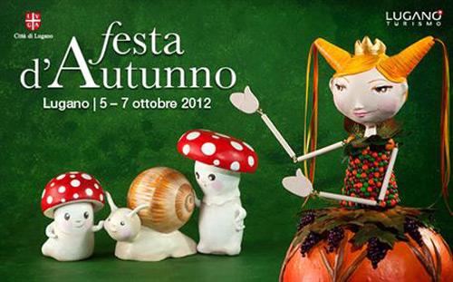Festa d autunno 2012 Lugano