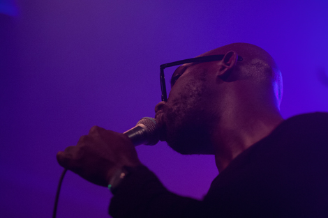 Ghostpoet @ Waves Festival, Vienna