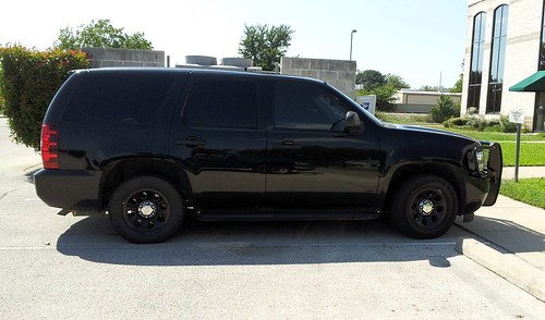 Williamson County, TX Constable Precinct 2 Unmarked Chevy Tahoe