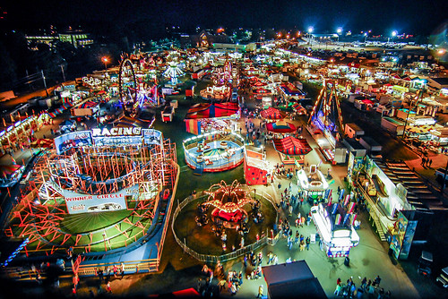 Cleveland county fair by DigiDreamGrafix.com