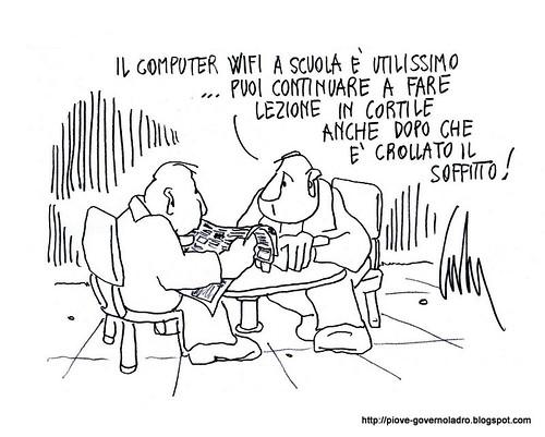 Scuola WiFi by Livio Bonino