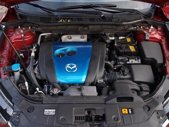 2013 Mazda CX-5 25