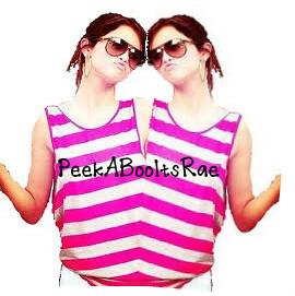 Selena Twins Manip