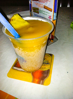 Mango Bango, Sharky's on the Pier, Venice, Fl, Restaurant Review