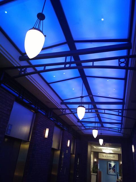 Sunshine 60 restaurant floor