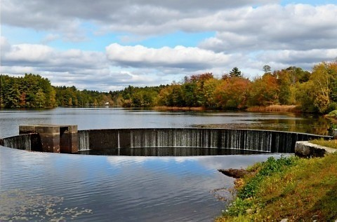 Photo of the Day #POTD October 8, 2012 Autumn (over looking the reservoir) by its me _T