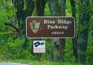 Blue Ridge Parkway!