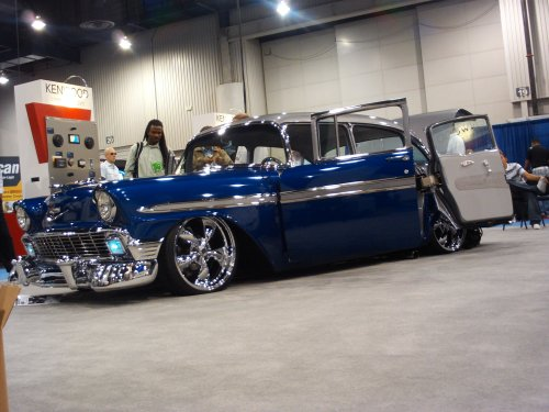 Autos Chevy Modificados