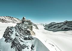 Rezervace sedadel ve vlaku zKleine Scheidegg na Jungfraujoch– Top ofEurope