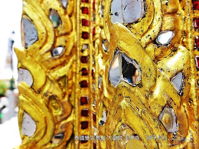 泰國曼谷景點 大皇宮 玉佛寺 7