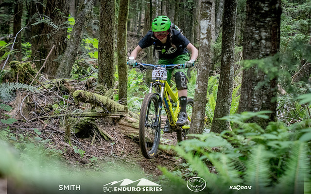 Bc Enduro series Fraser Valley