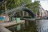 Bridge over Canal St. Martin