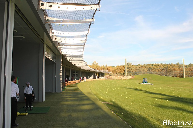 photo du golf Terre Blanche Golf Club - Practice - Putting green