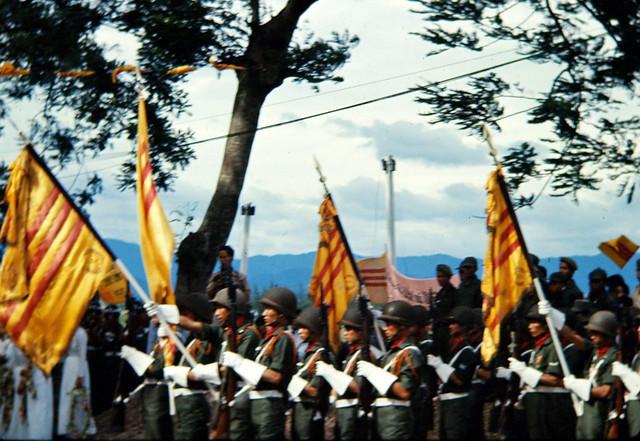 Huế 1966 - Lễ trao tặng huân chương