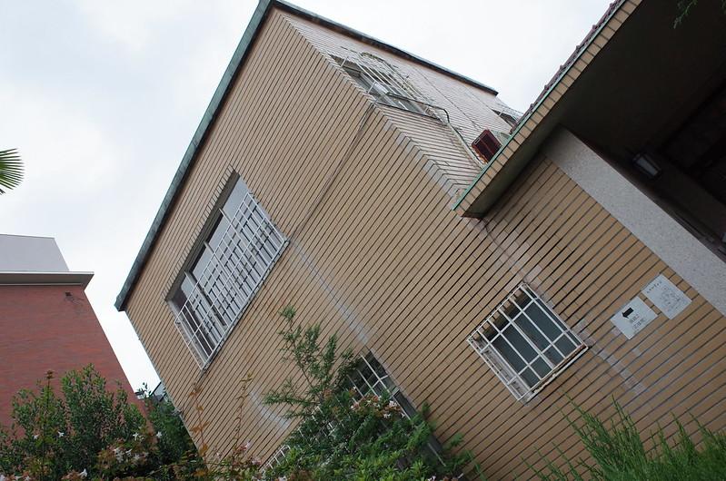 旧江戸川乱歩邸洋館