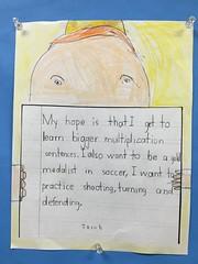 Scenes from Second Grade