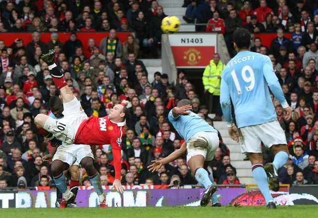 Wayne Rooney Bicycle Wayne Rooney bicycle kick Flickr Photo Sharing