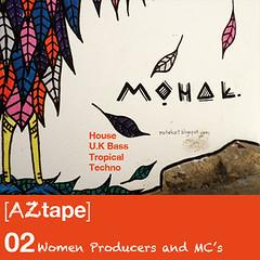 [AZTape_02] Dj Mohak Mix